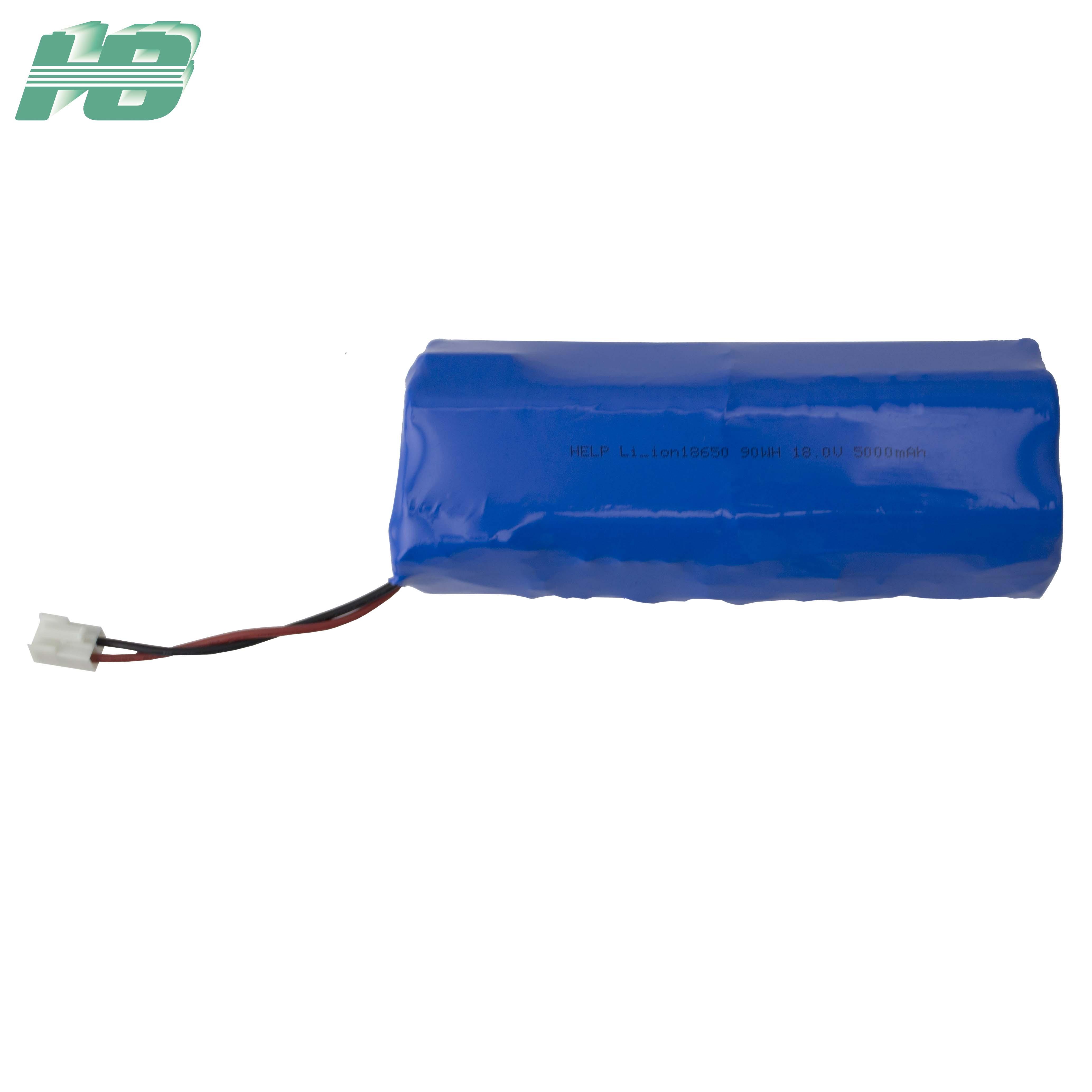 浩博18V锂电池5Ah锂电池<em>低温</em>三元锂离子充电电池90Wh<em>电池</em>厂家直销
