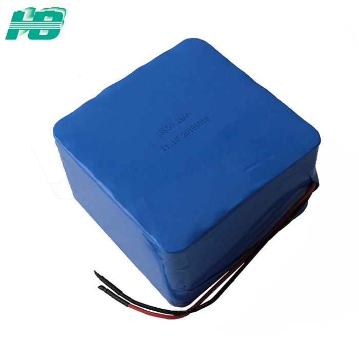 浩博-50℃<em>低温</em><em>电池</em>18650锂电池11.1V26A三元锂离子充电电池厂家直销