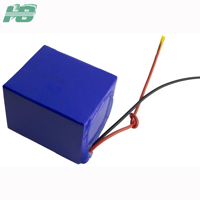 浩博10.8V10Ah三元锂离子充电电池<em>18650</em><em>锂电池</em>3S4P定制<em>锂电池</em>厂家