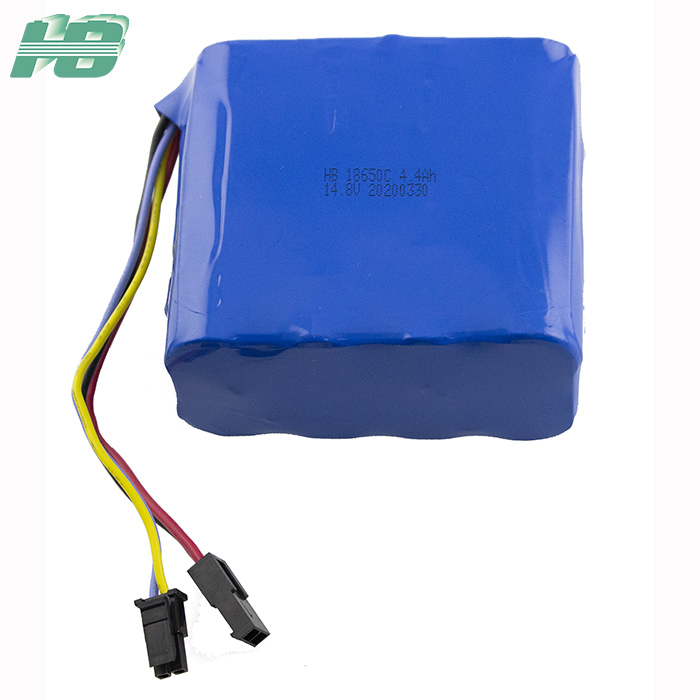 浩博-40℃低温<em>锂电池</em><em>18650</em>机器人<em>锂电池</em>14.8V4.4Ah定制<em>锂电池</em>厂家