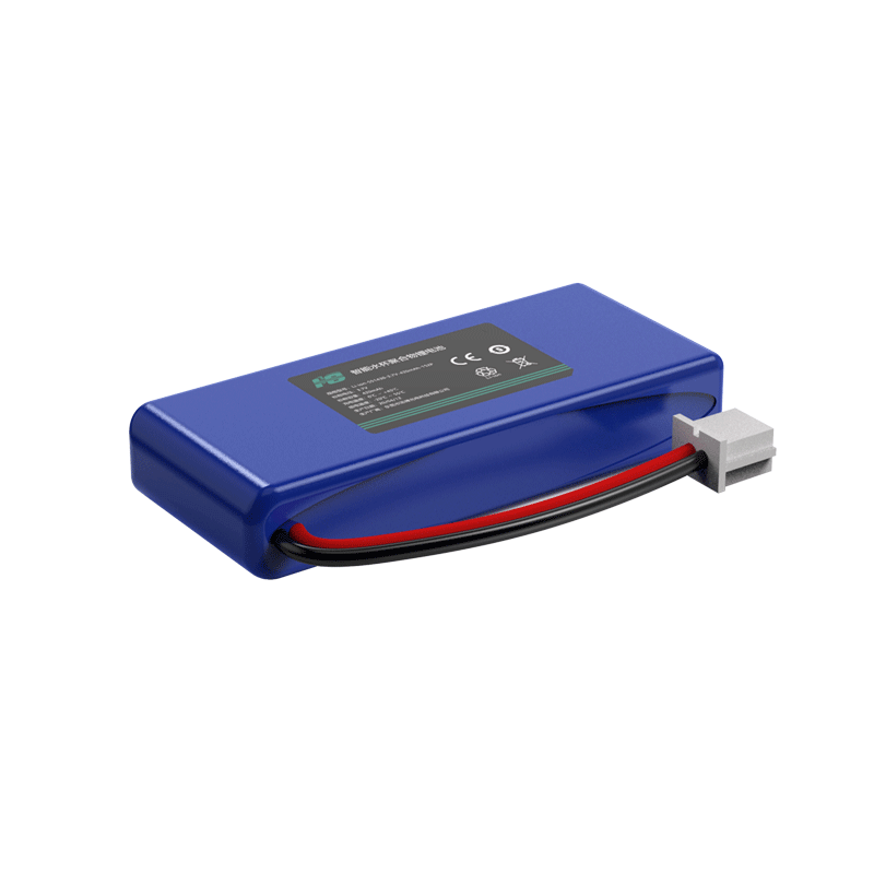 3.7V 420mAh 551430 UN38.3认证 智能水杯聚合物锂电池