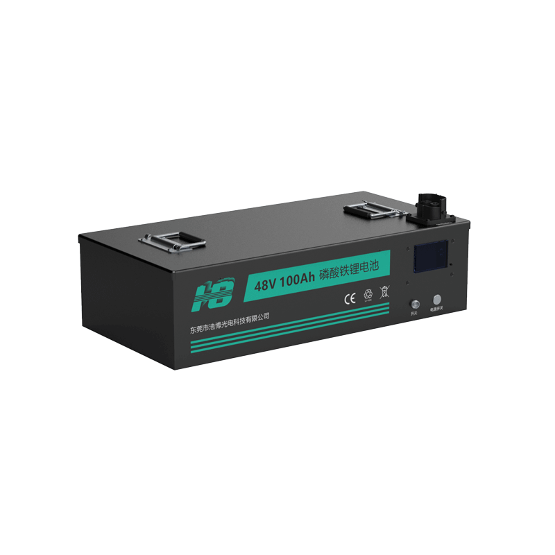 48V 100Ah 32700特种储能设备磷酸铁锂电池