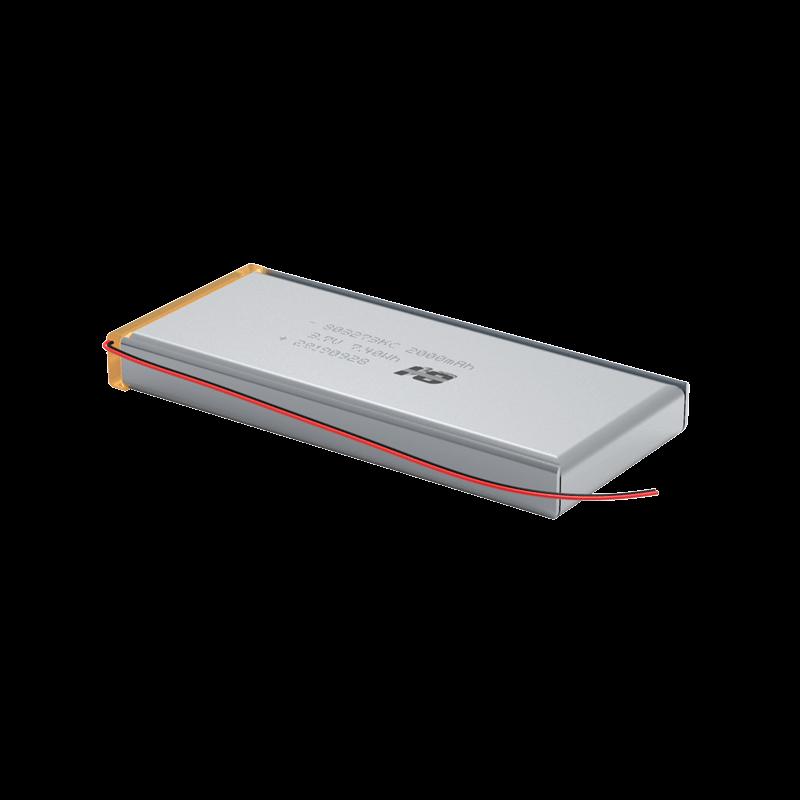 浩博103448防爆锂电池1150mAh定制3.7V本安型锰酸锂电池生产厂家