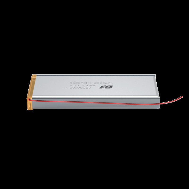 浩博507063防爆锂电池1670mAh定制3.7V本安型锰酸锂电池生产厂家