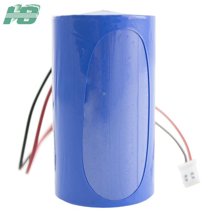 浩博150℃超高温电池 ER341245S-150DD定制 锂亚生产厂家