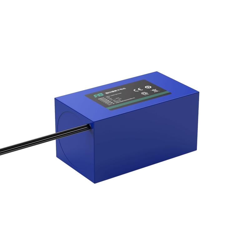 25.6V 9.9Ah 26650 应急后备电源磷酸铁锂电池,RS485通信