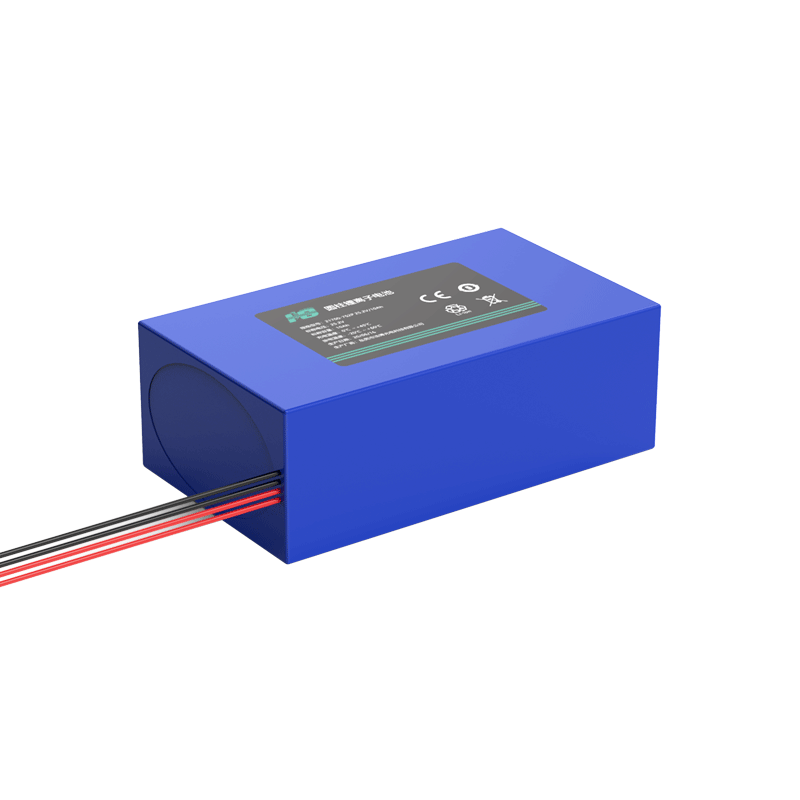12V 12.8Ah 26650 特种测试设备磷酸铁锂电池,SMBUS通讯