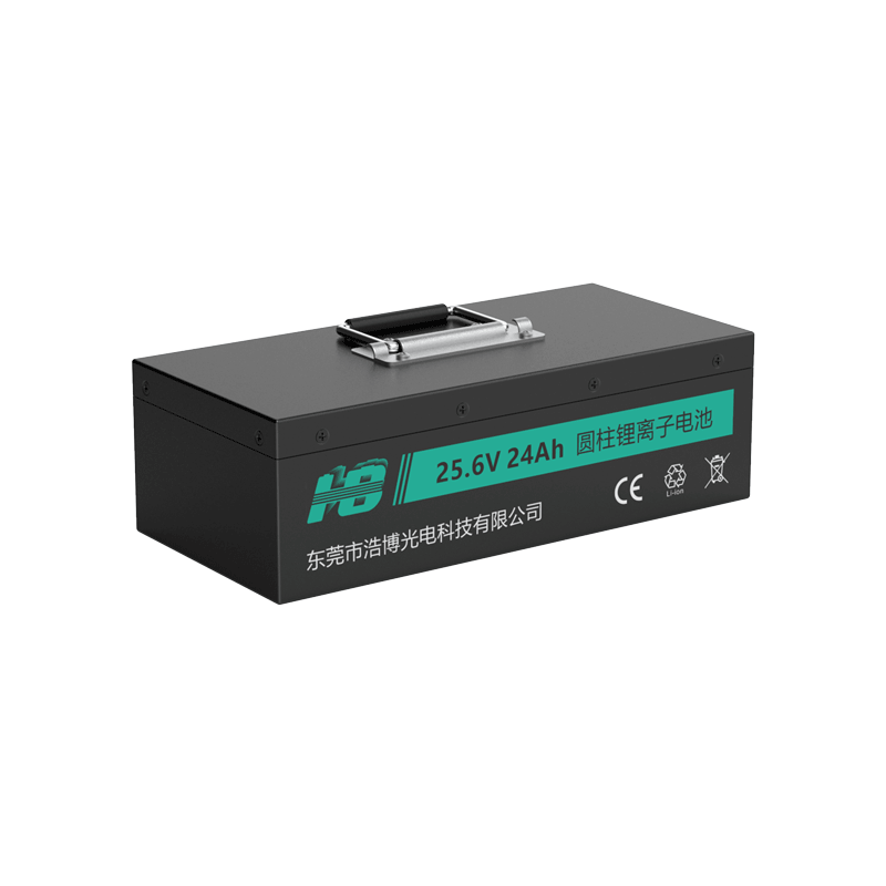 48V 40Ah 26650 机器人磷酸铁锂高倍率电池,RS485通信