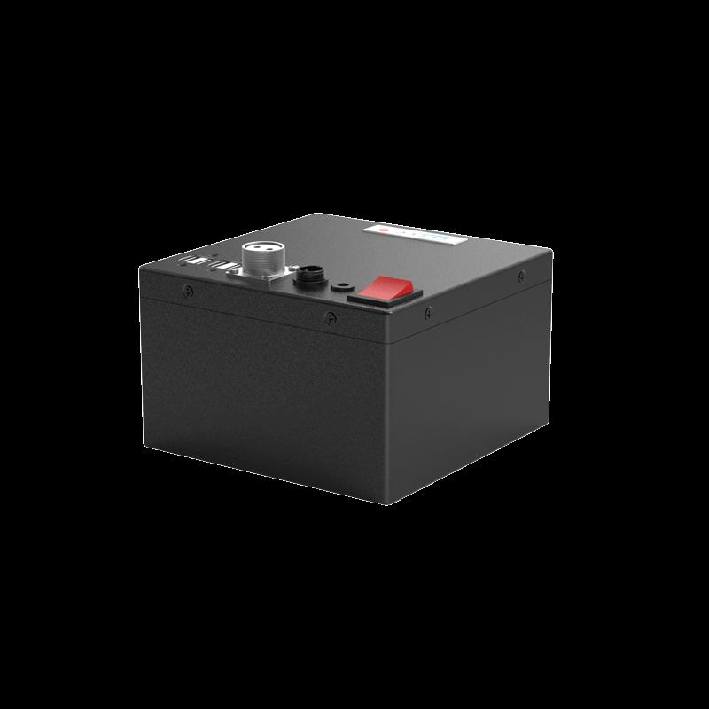 32V 35Ah 26650 工业机器人磷酸铁锂电池,RS485通信