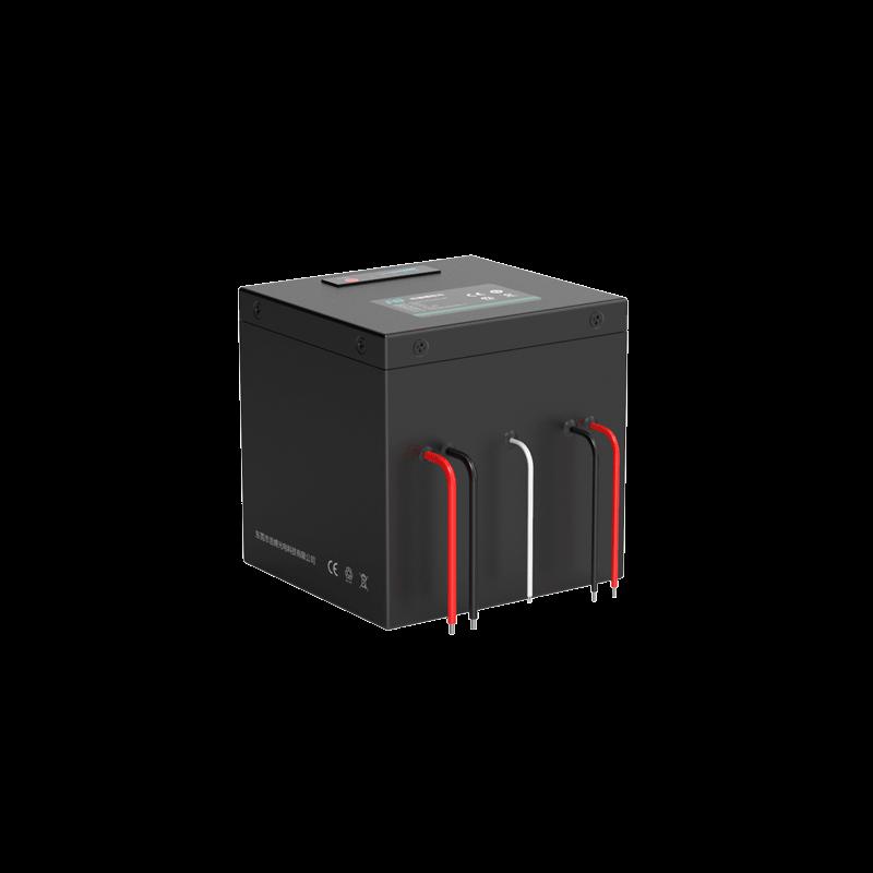 12V 10Ah 40120 户外电力监控通讯高温钛酸锂电池