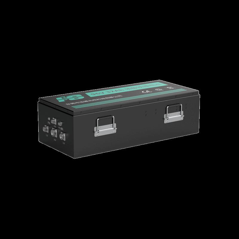 48V 50Ah 26650 AGV小车磷酸铁锂电池