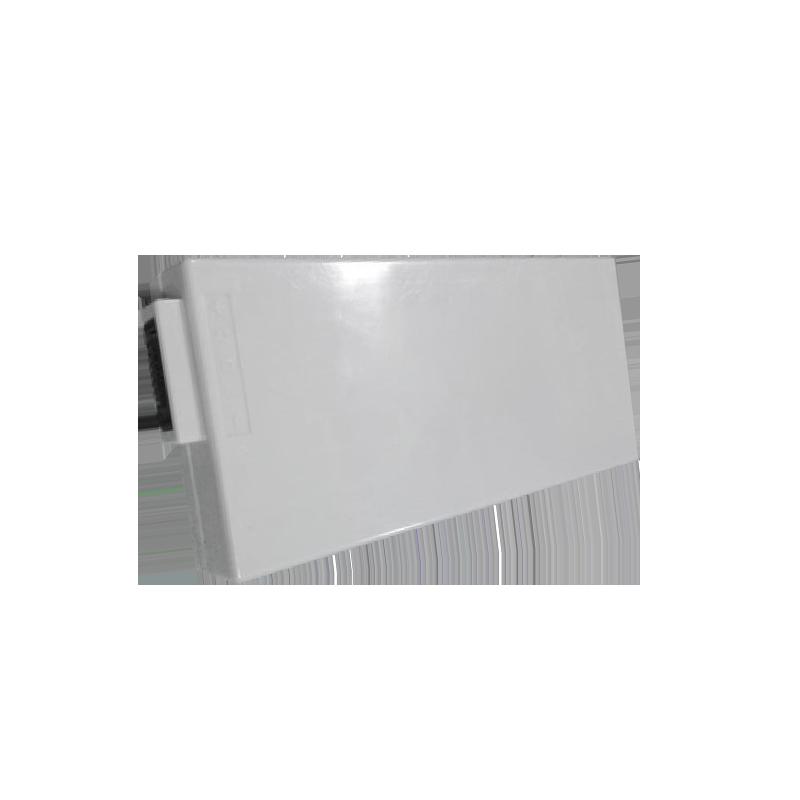 12.8V 12.8Ah 26650 医用B超机锂电池定制案例