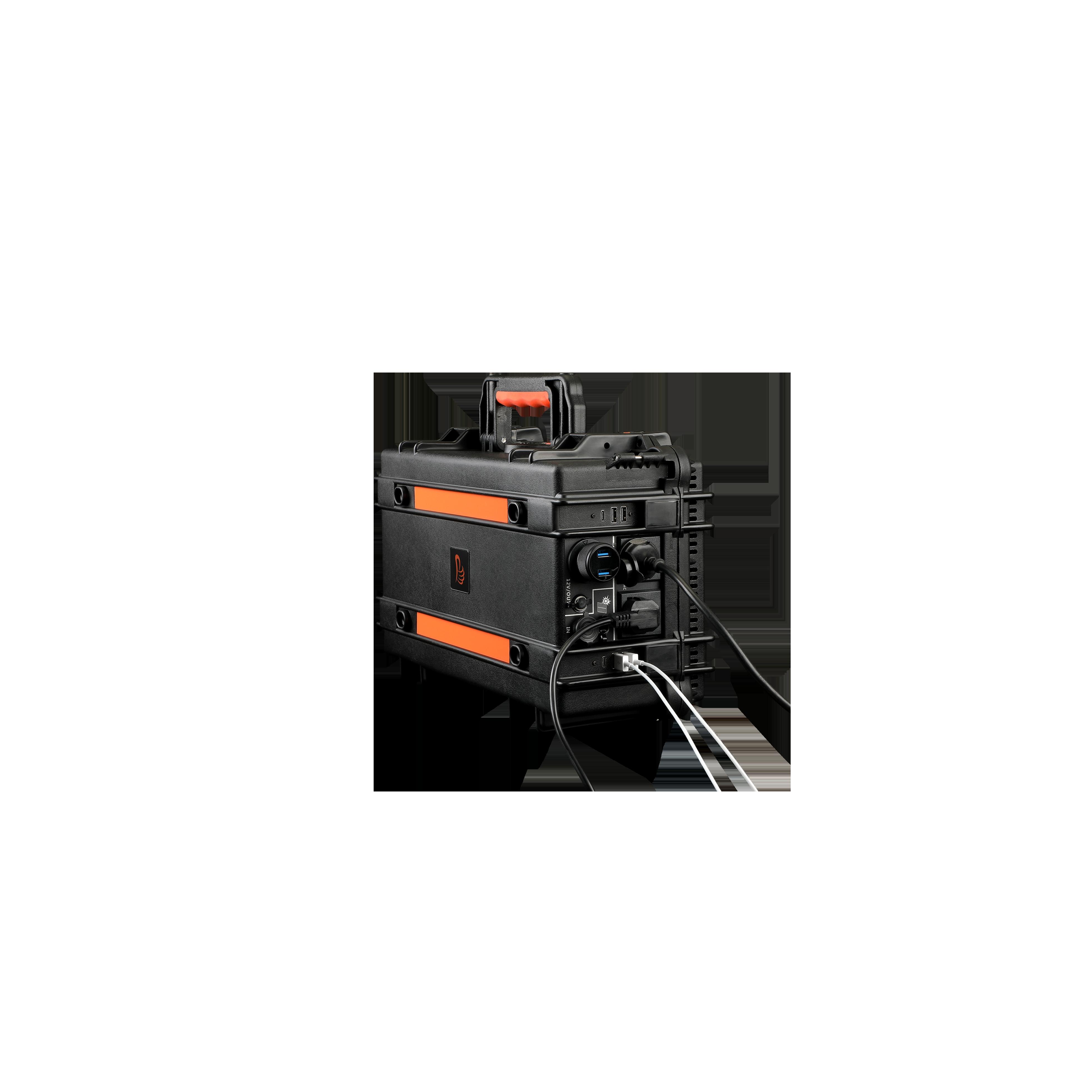 1100Wh/2200Wh家庭太阳能220V交流48V户外便携式移动储能电源