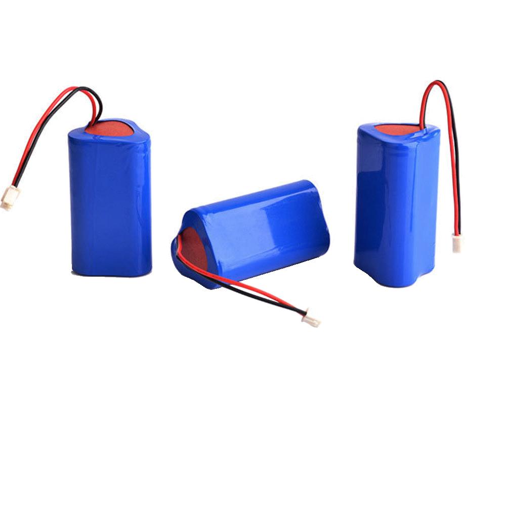 浩博18650锂电池12V2600mAh异形三角可定制储能动力电源生产厂家