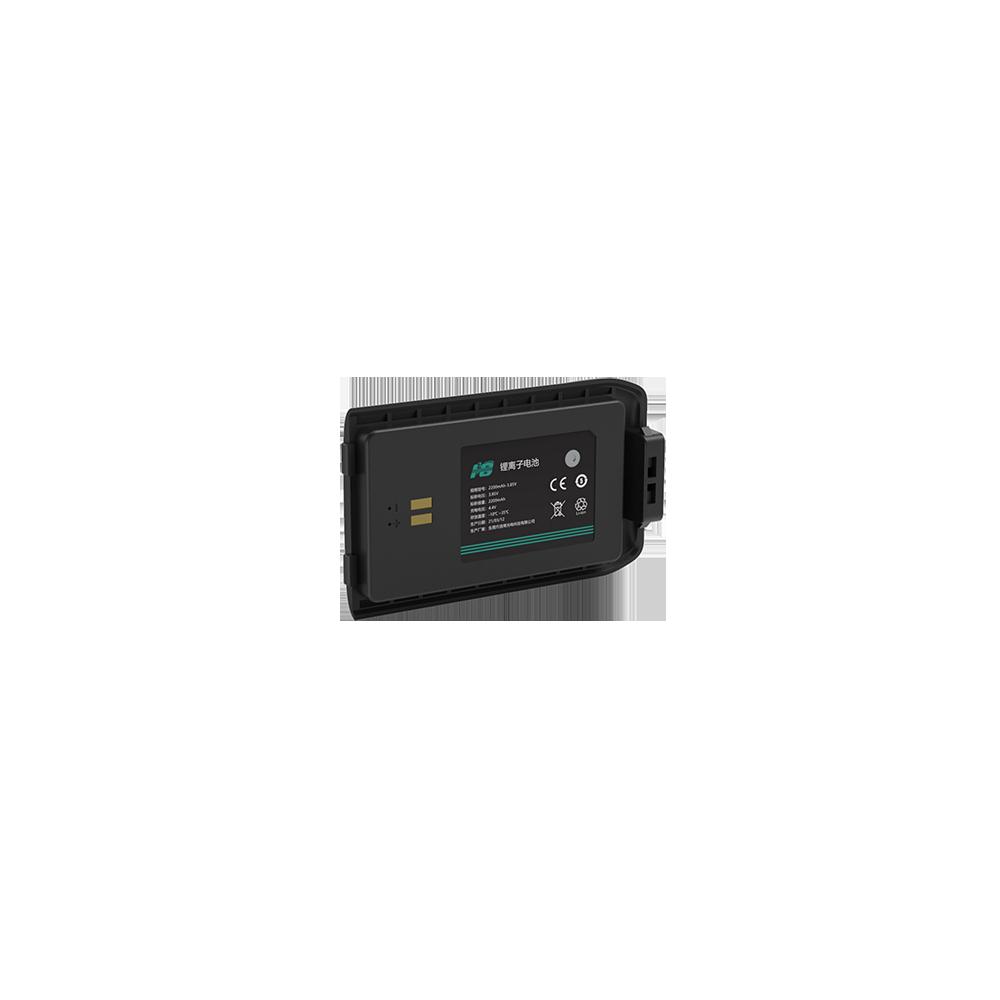 浩博-40℃低温聚合物锂电池654063肩携式对讲机3.85V特种户外电源