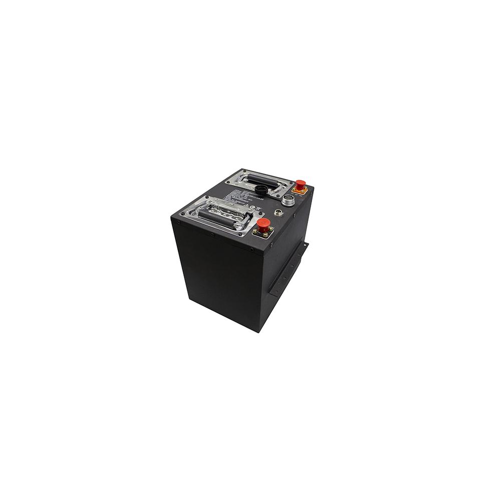 浩博32V40Ah磷酸铁锂电池工业RS485通讯机器人定制电源模组厂家