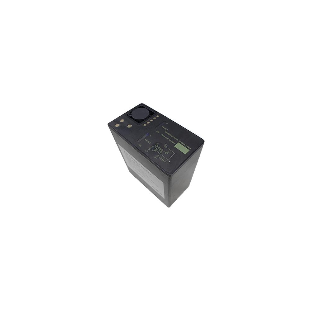 浩博BB2590锂电池-40℃低温锂电池特种电台锂离子充电电池组厂家