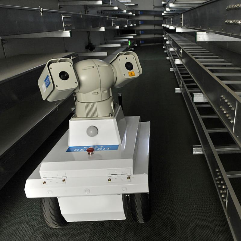 管廊巡检机器人